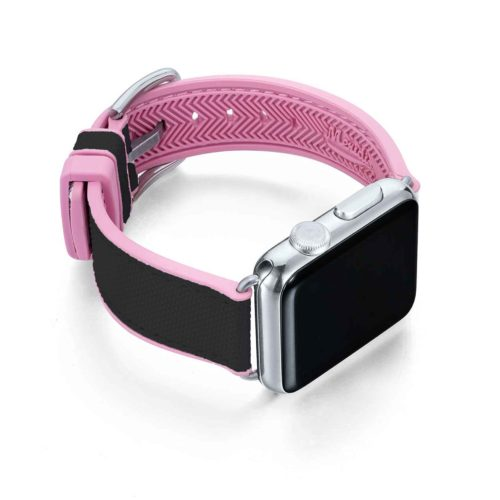 Blue-Abyss-AW-rubber-band-with-pink-lining-and-case-on-right