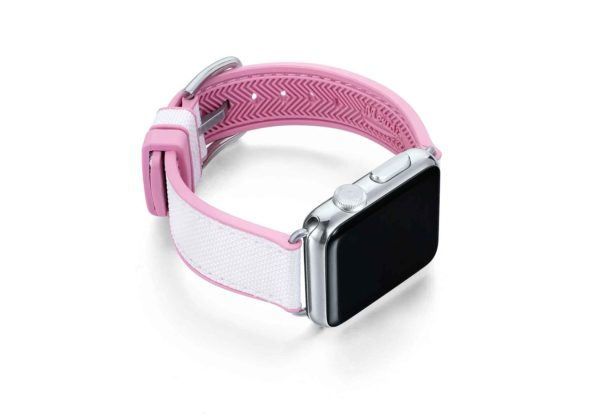 Pink-Sand-AW-white-rubber-band-with-pink-lining-and-right-case
