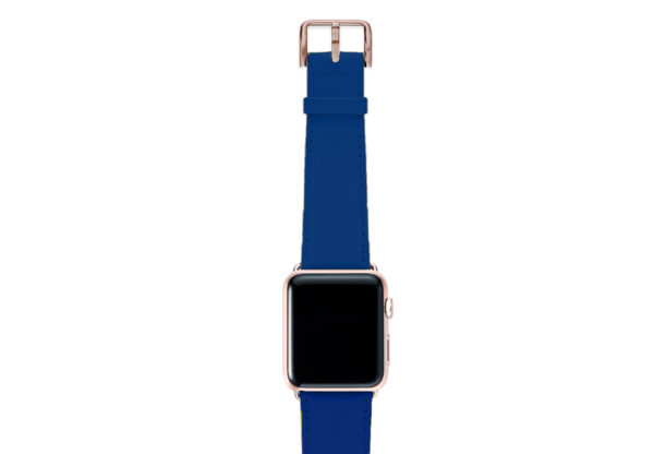 Blueberry-Summer-AW-fluo-blue-nappa-band-with-case-aluminium-gold-4
