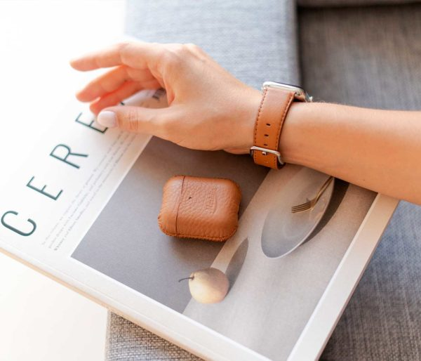 Apple-light-brown-combo-accessories-for-her-on-top-of-a-designer-magazine-bs