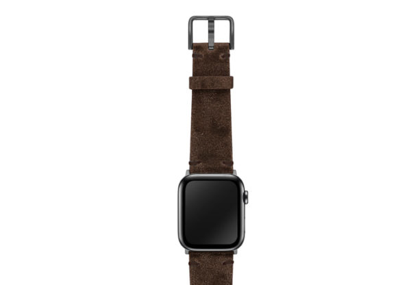 Deep-Foosil-AW-ancient-leather-band-on-top-space-grey