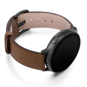 Chestnut-Galaxy-watch-active-brown-nappa-band-with-right-case