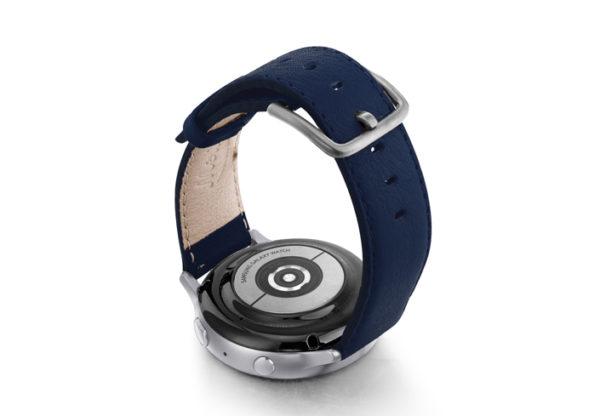 Mediterranean-Blue-GALAXY-nappa-with-silver-aluminium-case