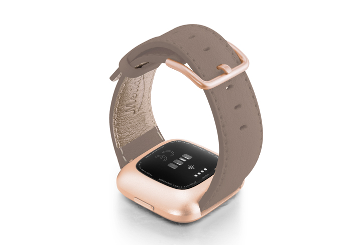 Pottery-Fitbit-nappa-leather-band-with-rose-aluminium-case