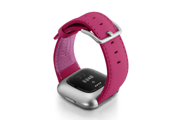 Scarlets-Velvet-Fitbit-nappa-band-with-left-case