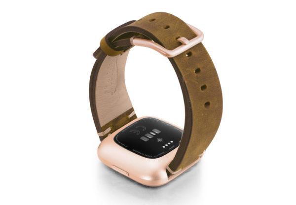 Smokedwalnut-Fitbit-vintage-leather-band-with-back-rose-aluminium-case