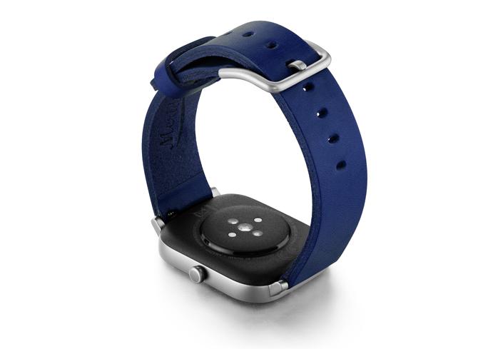 Amazfit-GTS-blue-england-clay-leather-band-back-case