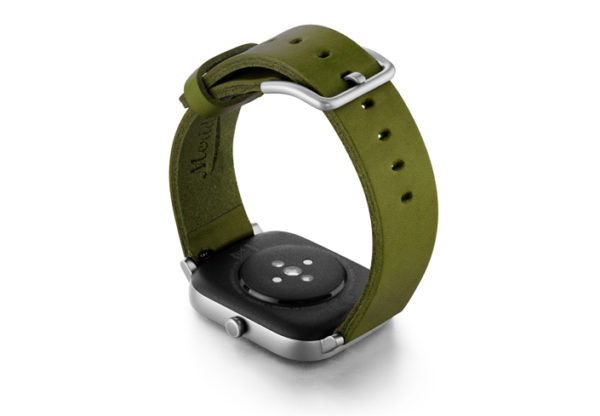 Amazfit-GTS-deep-leaf-clay-leather-band-back-case