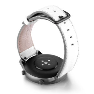 Amazfit-GTR-bianco-nappa-leather-band-back-case
