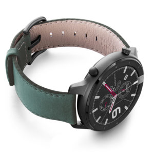 Amazfit-GTR-denim-nappa-leather-band-with-display-on-right