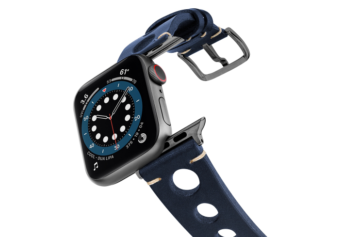 Blue-AW-urban-leather-band-on-air-space-grey