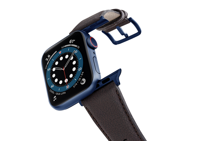 Pumila-Apple-watch-vegan-leather-band-flying-view_blue_case