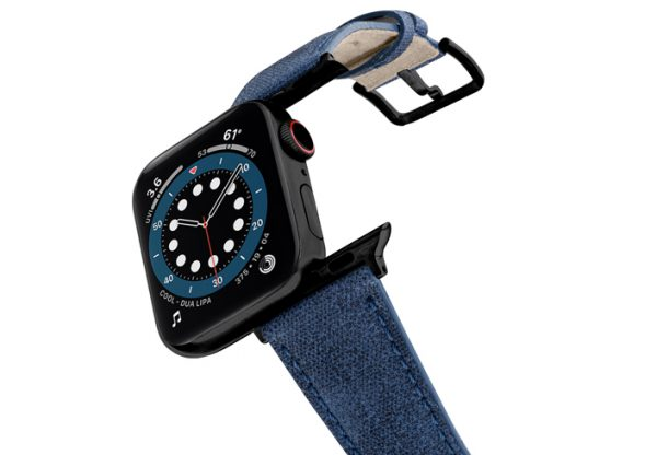 recycled_Blue-APPLE-WATCH-BAND-stainless-black-case-flying-mode